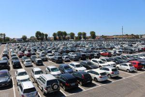Parcheggio 24h Fiumicino